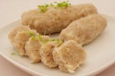 Bezlepkové knedlíky z pohanky a rýže