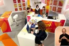 Česká Televize: Vařily jsme v přímém přenosu aneb Jímejinak v Sama doma