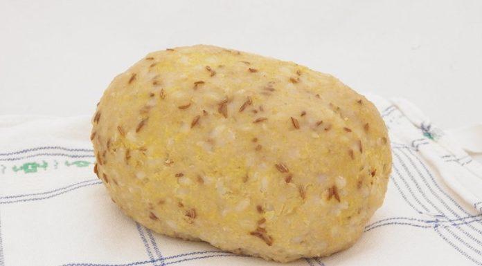 Obilný chlebíček připravený v páře je mnohem lépe stravitelný než běžné pečivo