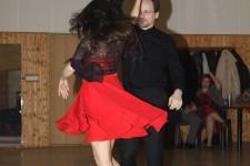 Maruška tančí