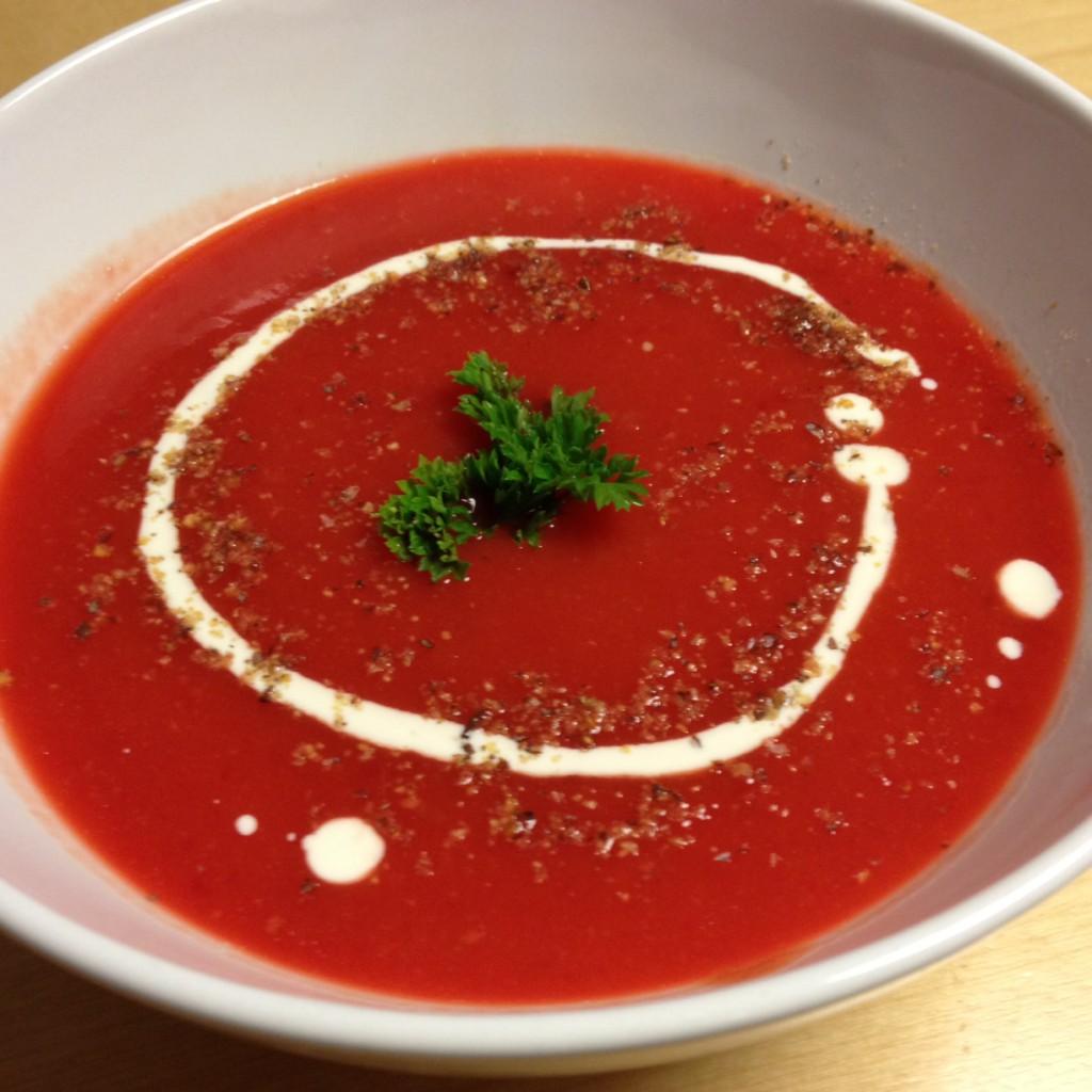 Lahodná dýňovo – řepová polévka