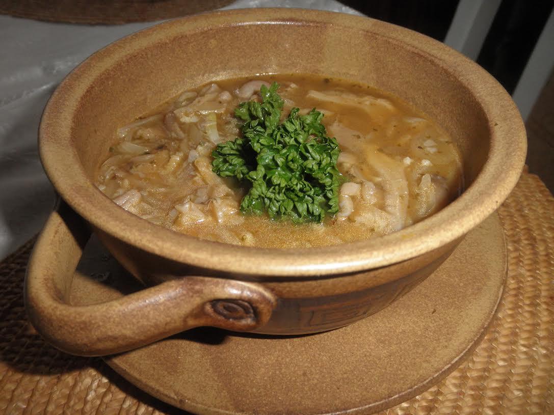 Drštková polévka