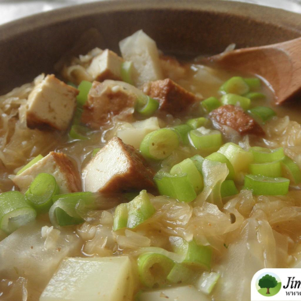 Zelňačka s tofu