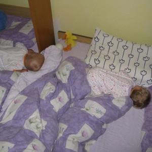 Vyfoťto! Spí oba!