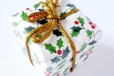 Vánoční dárek od firmy Danfood
