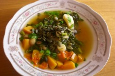 Ranní miso polévka