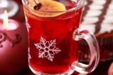 Vánoční nealkoholický punč