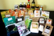 Balíček základních potravin se super slevou u Paní Dýně