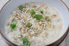 Čínská rýžová kaše – Congee