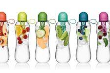 20 % sleva na láhve na pití s košíkem na ovoce