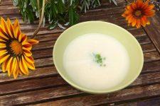 Polévka z bílého chřestu jinak