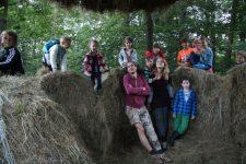 Letní tábor pro Rodiny s dětmi